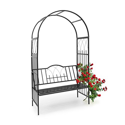 relaxdays-rose-archway-arbour-with-bench-203-x-1145-x-59-cm-trellis-of-powder-coated-iron-with-seat-