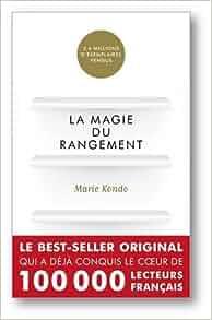 Amazon.fr - La Magie du rangement - Marie KONDO - Livres