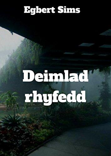 Deimlad rhyfedd (Welsh Edition) por Egbert Sims