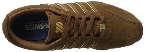 K-swiss - Arvee 1.5, Chaussures De Sport Marrone (perdrix / Aigrette)