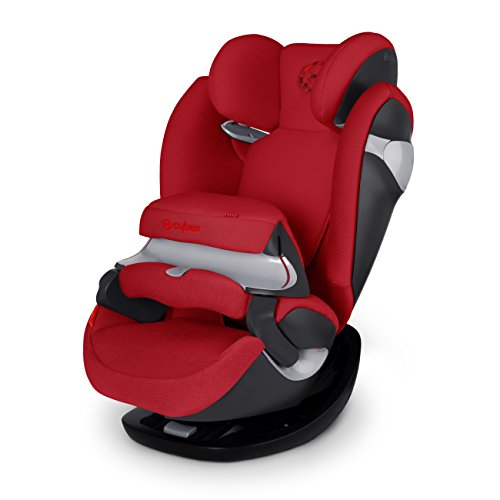 CYBEX GOLD Pallas M, Autositz Gruppe 1/2/3 (9-36 kg), Kollektion 2015, Hot & Spicy