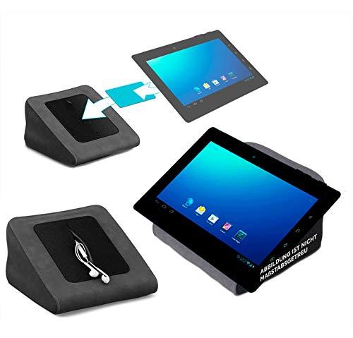 reboon Tablet Kissen für das Blaupunkt Endeavour TV Seven - ideale iPad Halterung, Tablet Halter, eBook-Reader Halter für Bett & Couch