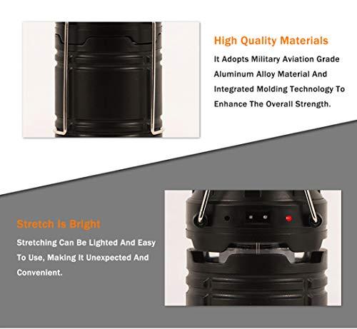 Zoom IMG-3 taozyy lanterna da campeggio usb
