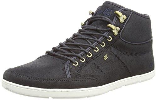 Boxfresh Herren Swapp Prem Blok Hohe Sneakers, Blau (Blue), 41 EU