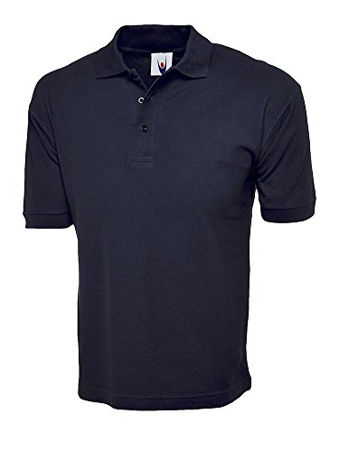 Uneek Cotton Rich Polo Shirt 100% Cotton, 220 gsm - 6 Colours Available