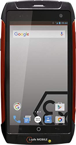 Safe Mobile (i.safe MOBILE IS730.2 Ex-geschütztes Smartphone für ATEX Zone 2/22, 12.7cm (5 Zoll), IP68, MIL-STD)