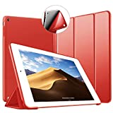 VAGHVEO Funda para iPad 2/3 / 4, Ultra Slim Protectora Silicona Smart Cover...