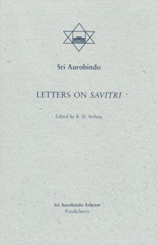Letters on Savitri