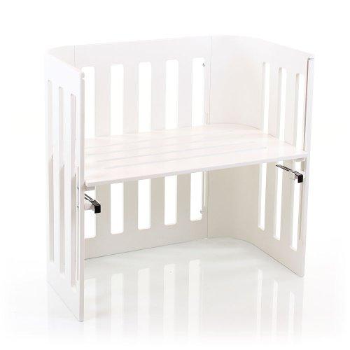 BabyBay Lit Bébé BabyBay Co-Dodo trend Blanc Laqué