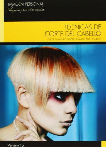 Técnicas de corte de cabello por JOSEFA DOMENECH ZAERA