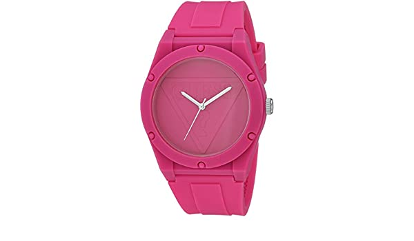 Redmodel Quartz Rubber And WatchColor Guess Silicone Casual 08OnkwPX