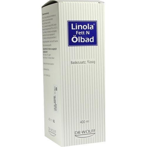 Linola Fett Ölbad 400ml