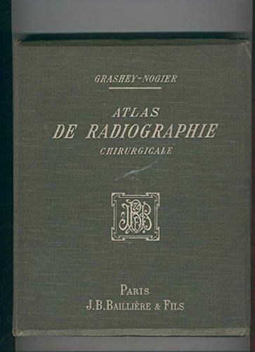 Atlas de radiographie