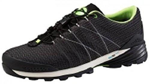 McKinley Multi della scarpa Arizona AQX Vent M–Black Green/Green Li nero/verde