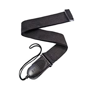 Planet Waves Acoustic Quick Release Guitar Strap - Black
