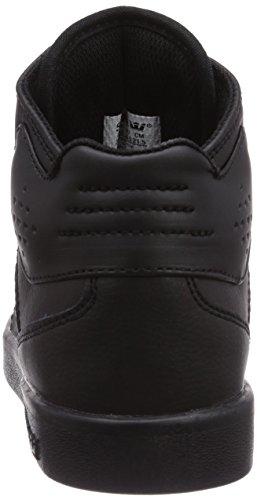 Supra Atom, Baskets mode garçon Noir (Black/Black)