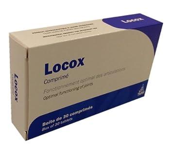 Locox boite de 30 comprimés Fonctionnement des articulations chien et chat