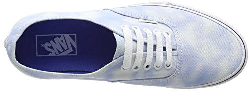 Vans Authentic, Sneakers Mixte Adulte Bleu (Tie Dye/Palace Blue)