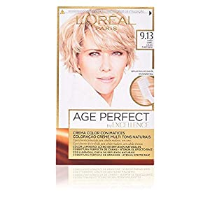 L'Oréal Paris Age Perfect Coloración permanente, Tono: 9.13