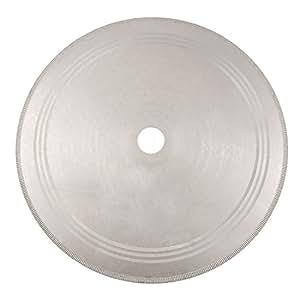 """8 """"Diamond Diamètre coupe revêtu lapidaire verre disque Coupez roue"""