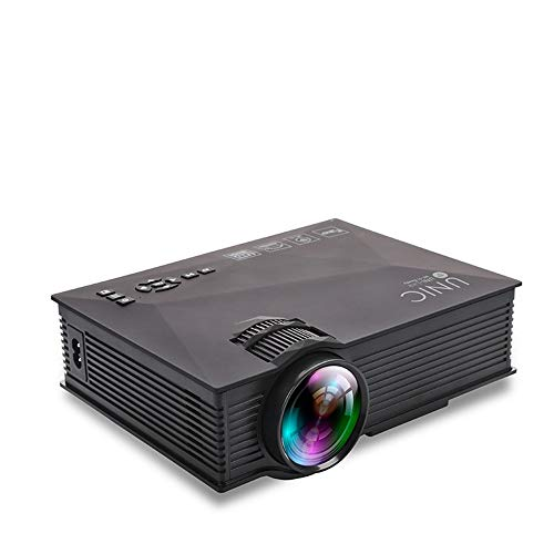 Video projector  1080P home wireless LED portable mini micro projector supports WIFI  with USB  VGA  HDMI interface
