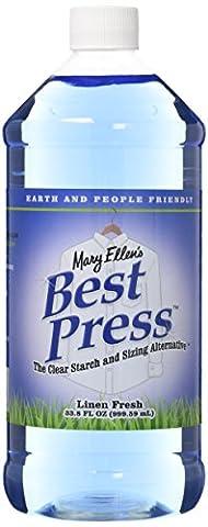 Mary Ellen's 33.8-Ounce Best Press Refills, , Linen Fresh