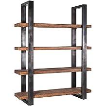 Bücherregale Metall suchergebnis auf amazon de für bücherregale metall maison esto
