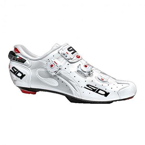 Sidi, Scarpe da ciclismo uomo Bianco bianco 42,5