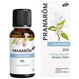 Pranarom - Zen - Armonía y relajación - Naranja y Cedro