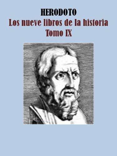 LOS NUEVE LIBROS DE LA HISTORIA TOMO IX eBook: HERODOTO DE ...