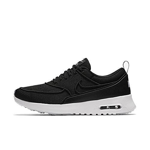 Nike Damen Wmns Air Max Thea Ultra Si Trainer Schwarz (Black/white/glacier Blue)