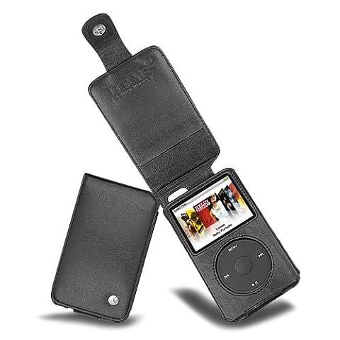 Coque cuir Apple iPod Classic 160Gb - Perpétuelle - Noir