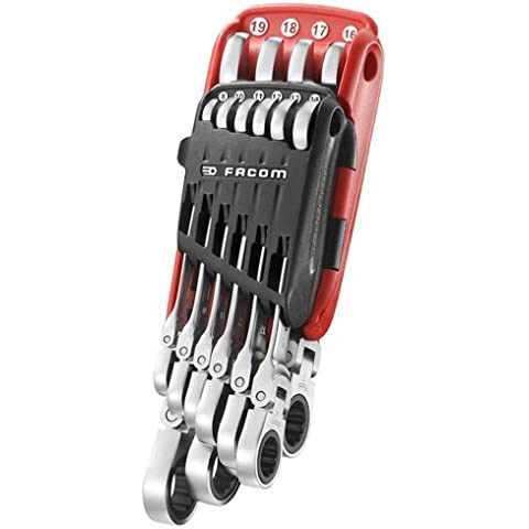 Facom 467F.JP10 - Juego Pocket 10 Llaves 467F