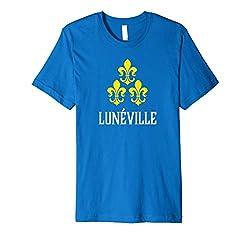 Luneville, France - French Fleur de Lis T-shirt