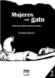 Mujeres con gato par Carlos Salem Sola