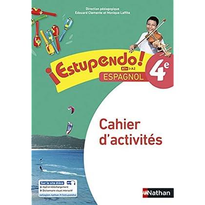 ¡Estupendo! 4e - Cahiers d'activités