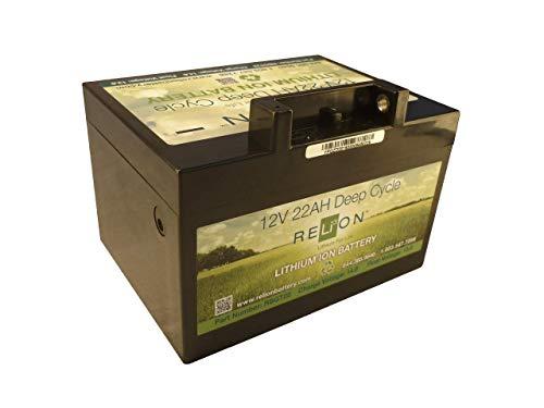 Preisvergleich Produktbild Relion RBGT-22 Golf Trolles Batterie