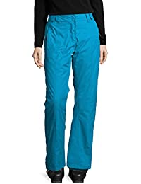 Ultrasport Advanced Ski Pants Lucy for Women, Snowboarding Trousers, Women's Ski Pants