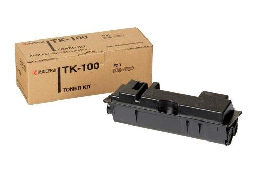 Preisvergleich Produktbild Kyocera 370PU5KW TK-100 Tonerkartusche 6.000 Seiten, schwarz