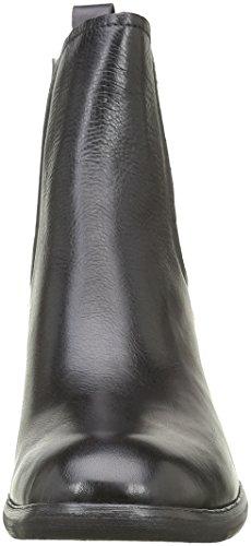 Un Matin d'Eté - Amiel, Stivali Donna Nero (Noir (Veau Merengo Noir))
