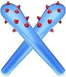 GYD Jumbo Cro Keule XXL Spielzeug aufblasbar 1 Meter Blau Doppelpack