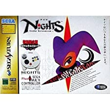 NiGHTS: into Dreams w/ 3D Analog Pad [Import Japonais]