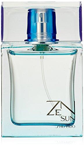 Shiseido Zen per gli uomini Sun homme / uomo, Eau Fraiche Vaporisateur, 1er Pack (1 x 100 ml)