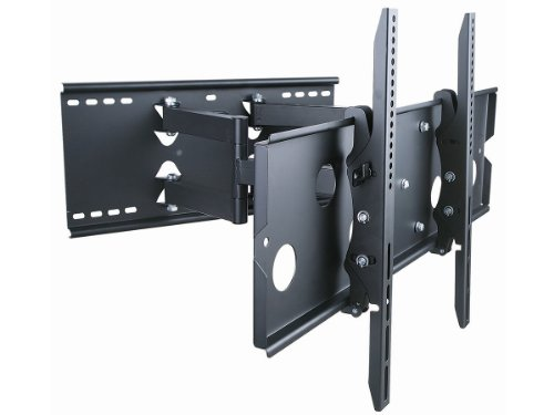 Monoprice 112278-Wandhalterung flach TV-Bildschirm (LCD, Plasma, LED)–VESA-Halterung, UL zertifiziert (Flat-panel Articulating Mount Tv)
