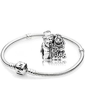 Pandora Geschenkset Starterset 590702HV + 791116