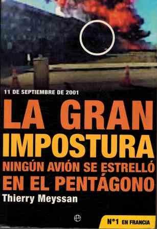 La gran impostura. ningun avion seestrello en el pentagono (Actualidad) por Thierry Meyssan