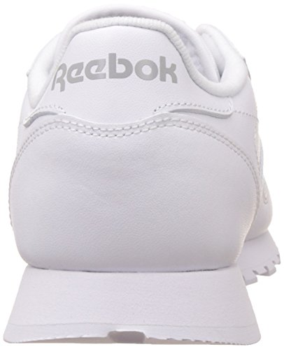 Reebok Herren Classic Leather Gymnastikschuhe Weiß (Int-White/Lt. Grey)