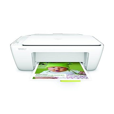 HP Deskjet 2136 Imprimante couleur 7,5 ppm SATA
