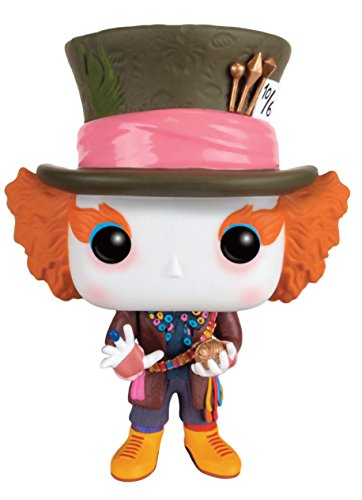 Funko - Figurine Disney - Alice Through The Looking Glass - Mad Hatter With Orb Exclu Pop 10cm - 0849803093815