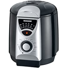 Severin 2408 - Mini-Freidora Fondue 950 ml